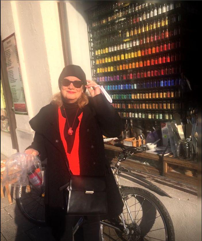 Nicola Maschkowitz, Künstlerin, Designerin, Redakteurin